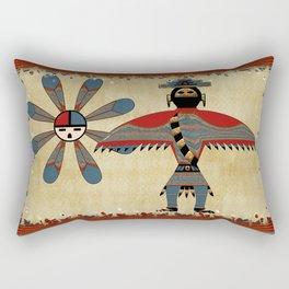 Sun Journey Rectangular Pillow