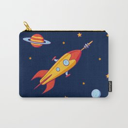 Spaceship! Carry-All Pouch