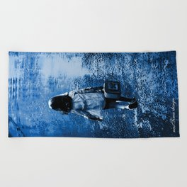 My Book Collection Destination:Freedom Beach Towel