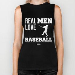 Baseball Sports Ballmann love fun gift Biker Tank