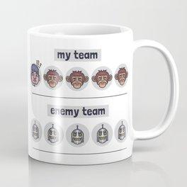 Worst Teamup Coffee Mug