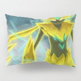 Lightning Intent Pillow Sham