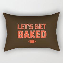 Let's Get Baked Rectangular Pillow