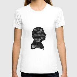 John Watson - tv show sherlock  T-shirt