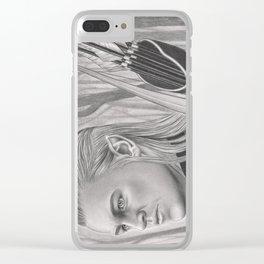 Elf Archer Clear iPhone Case