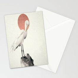 White Wings Stationery Cards