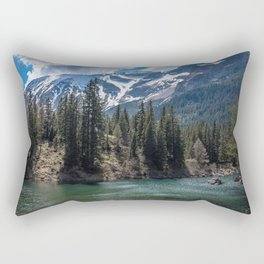 Something to write home about Rectangular Pillow