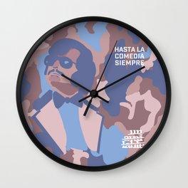 Tony Clifton series - Hasta la comedia siempre Wall Clock