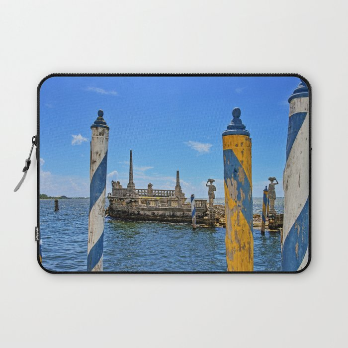 Vizcaya Barge Adventures Laptop Sleeve