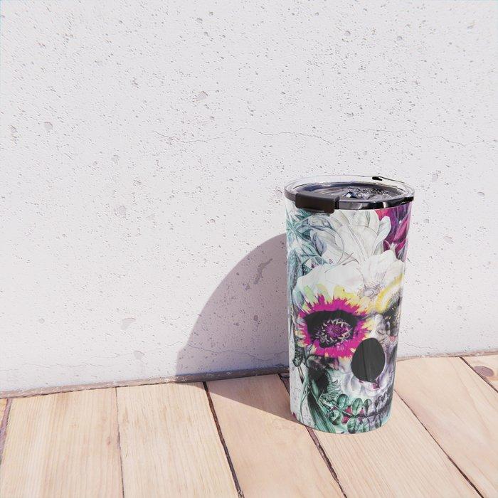 Skull Punk IV Travel Mug