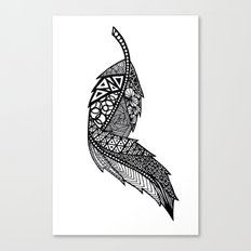 Feather 3 Canvas Print
