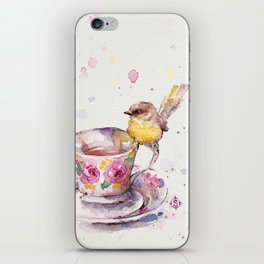 There is always time for tea iPhone Skin