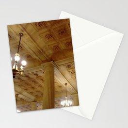 Grand théâtre de Bordeaux 4- inside the opera house Stationery Cards