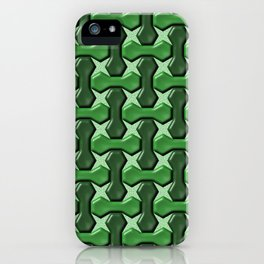 Geometrix 157 iPhone Case