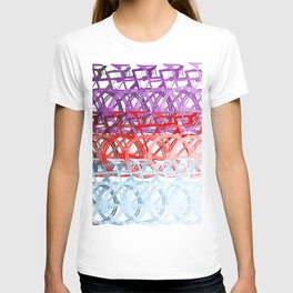 Bicycles palette T-shirt