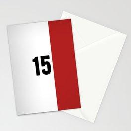 Lucky 15! Stationery Cards