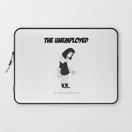 The Unemployed - Vivienne Laptop Sleeve