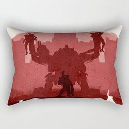 Wolfenstein Rectangular Pillow