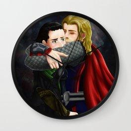 Thor-Loki Who needs Wall Clock