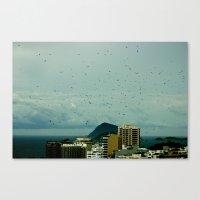 brazil Canvas Prints featuring brazil by SUKI TAM