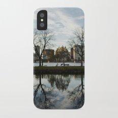 Esplanade Reflection Slim Case iPhone X