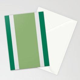 Green Horizon Stationery Cards