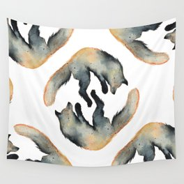 Forest Pattern Wall Tapestry