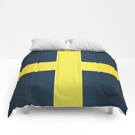 Flag of Saint David Of Wales Comforters