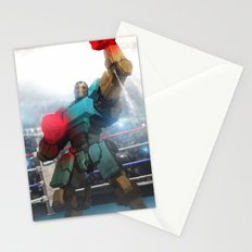 Mecha series // Balrog  Stationery Cards
