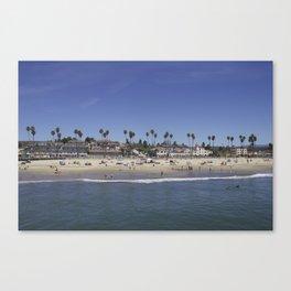 Santa Cruz, CA Canvas Print