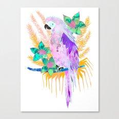 PARROT Elua Style B Canvas Print