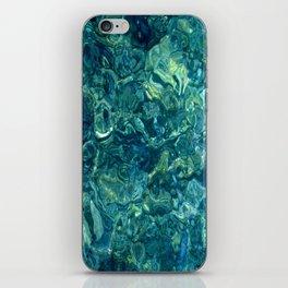 Mar de las calmas iPhone Skin