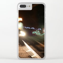 Brussels X Clear iPhone Case