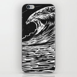 Dream Big iPhone Skin