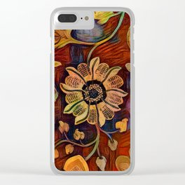 Richness of Color Clear iPhone Case