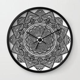 Dalton's Mandala Wall Clock