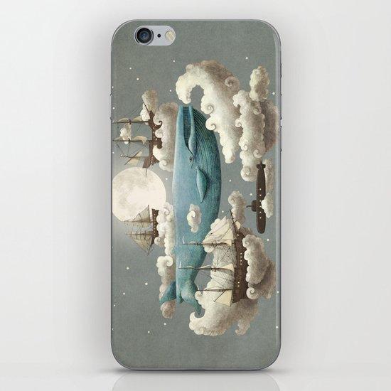 Ocean Meets Sky iPhone & iPod Skin