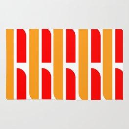 Bauhaus Font art: Joschmi & Xants Rug