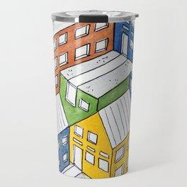 House on house Travel Mug