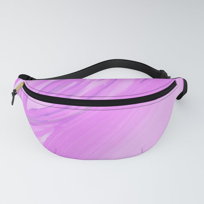 Pinks in motion...rosebud Fanny Pack