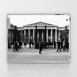 British Museum - Entrance Laptop & iPad Skin