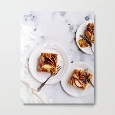 dessert time Metal Print