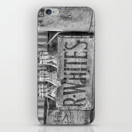 Antique lemonade iPhone Skin