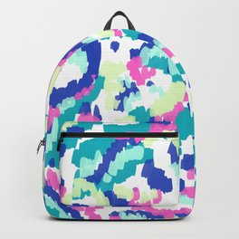 painted reality Backpack