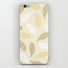 Fern Fronds iPhone & iPod Skin
