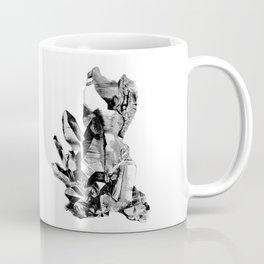 Smokey Aura Quartz Crystal Coffee Mug