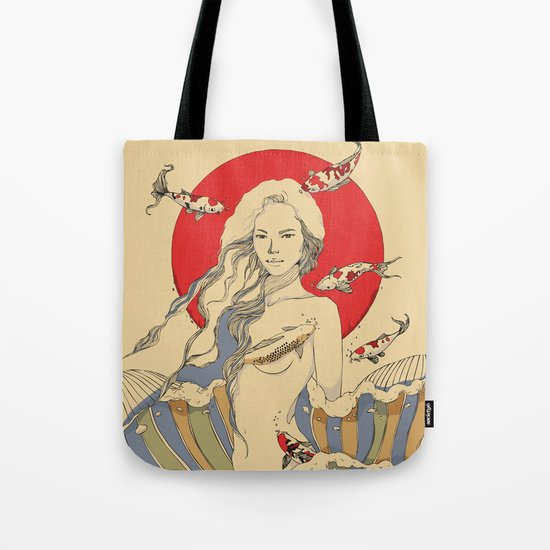 Surround You Tote Bag