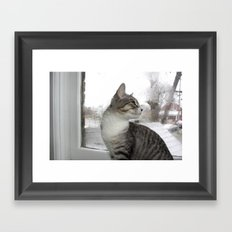 Caspian (100% of proceeds donated to charity) Framed Art Print