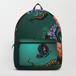 Gnarly Butterfly Tree Backpack