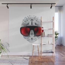 Keep a Cool Mind Wall Mural